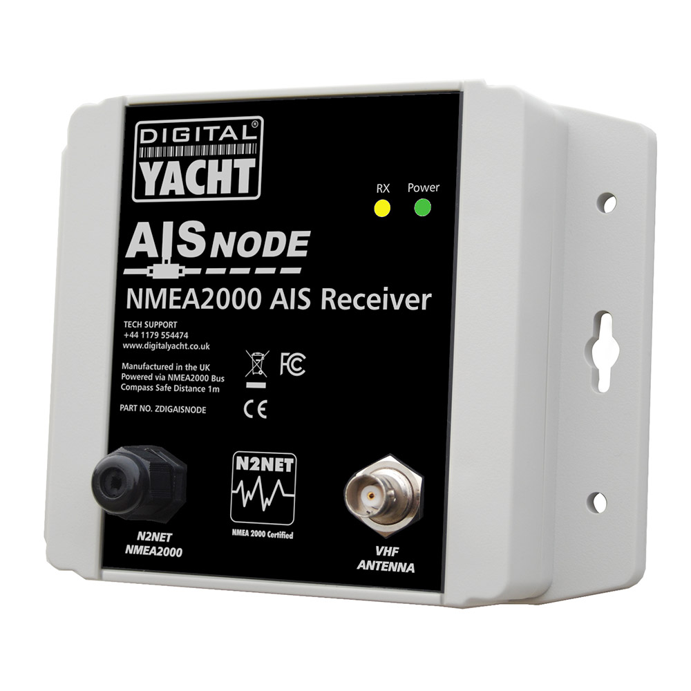 AIS receiver with NMEA 2000