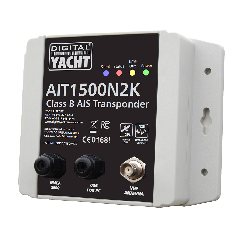 Class B AIS Transponder with NMEA 2000