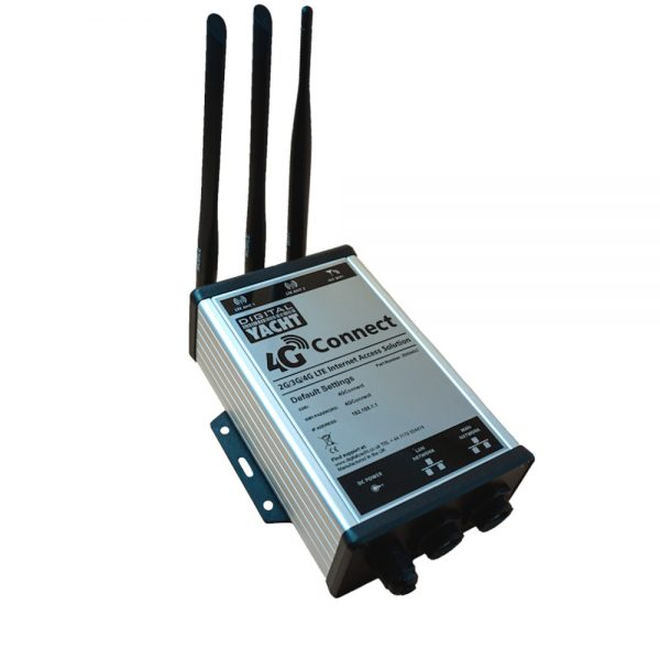 4G connect provides internet for boats
