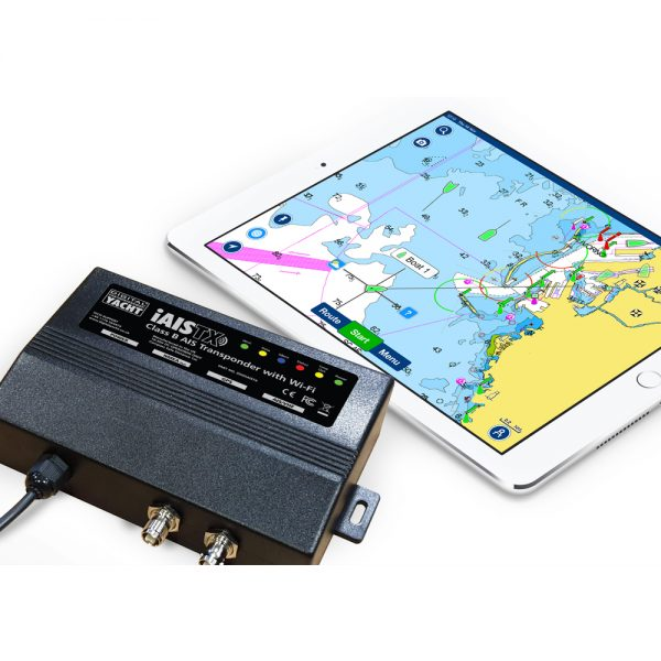 iAISTX is a AIS transponder