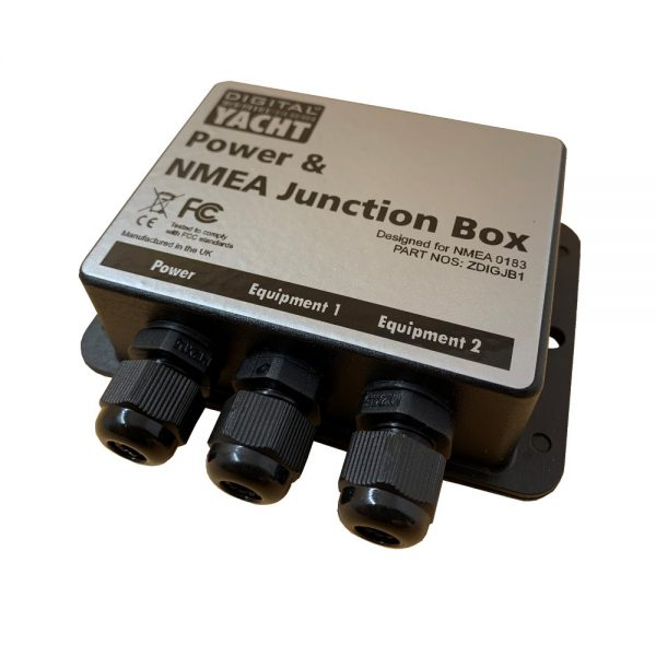 """""""The JB1 is a simple way to interconnect NMEA 0183 products and ideal for DIY installation."""""""